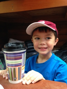 Jacob loves Coffee